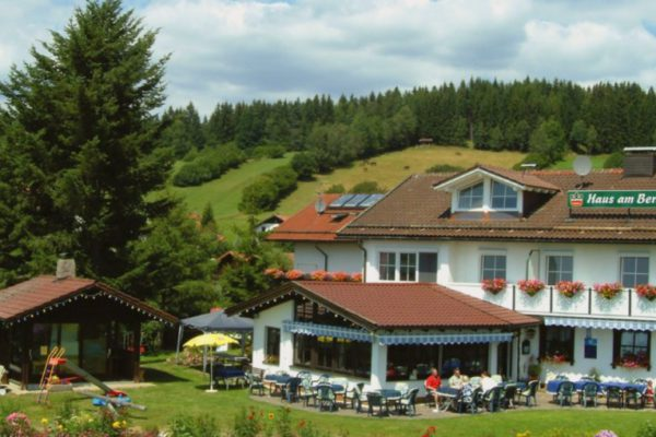 eder familienhotel zwiesel wellnesshotel bayerischer wald ansicht 1200