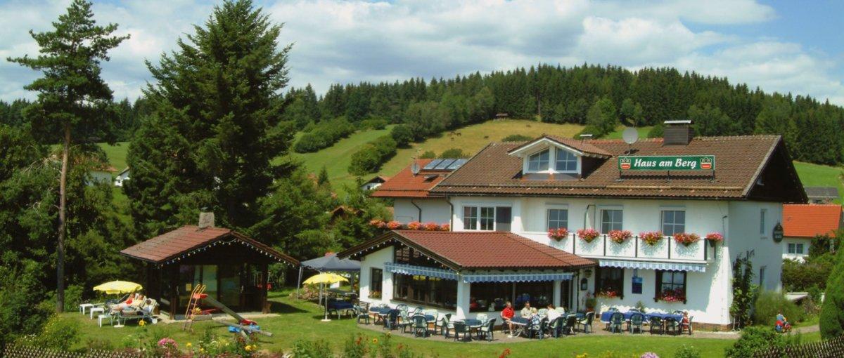 Wellnesshotel bei Zwiesel Familienhotel Haus am Berg