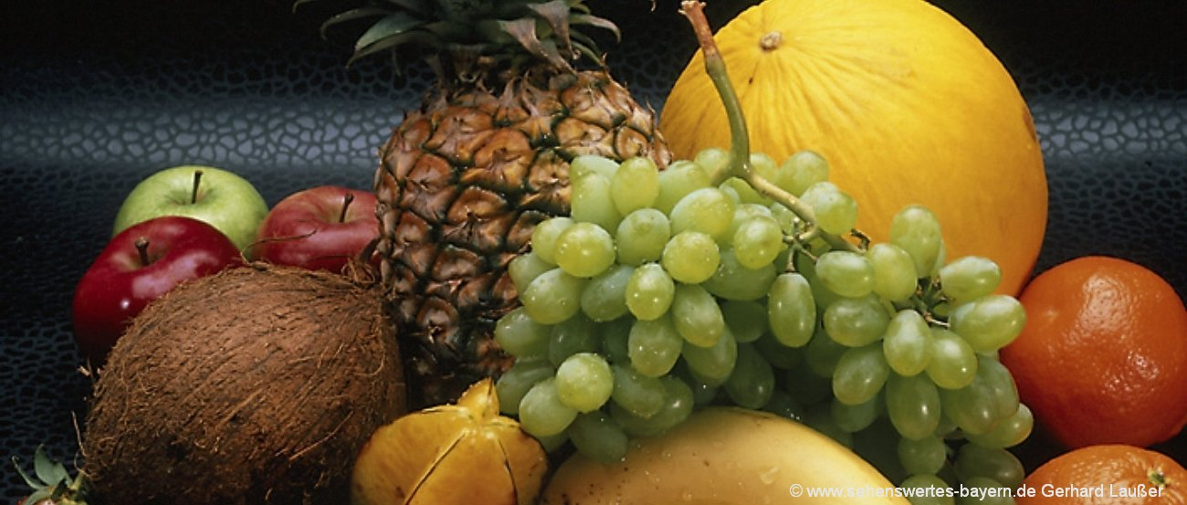 Gesundheitsurlaub in Bayern Gesund Essen im Urlaub