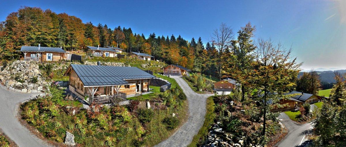 Wellness Chalet in Bayern Bergchalet Bayerischer Wald