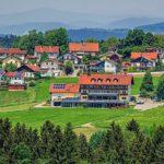 Bayerischer Wald Hotel mit Schwimmbad und Hallenbad