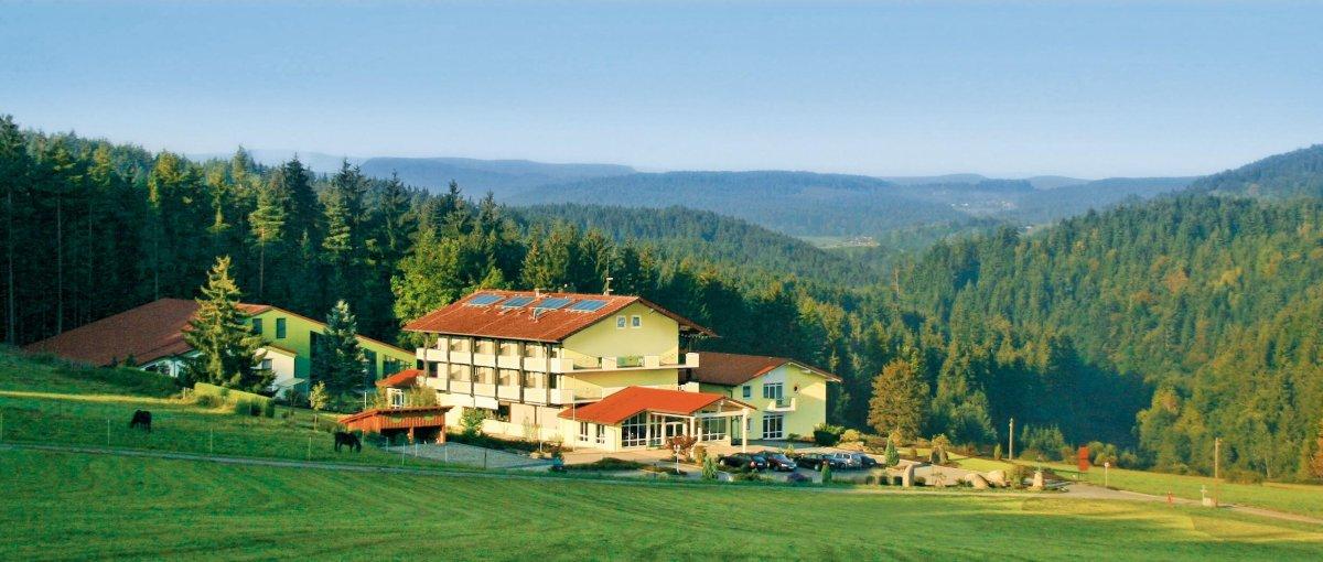 Bayerischer Wald Fastenwandern in Bayern im Hotel Ödhof
