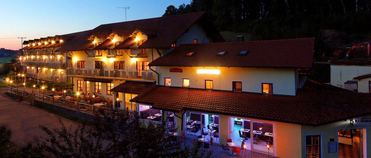 Wellnessurlaub bei Straubing Spa Hotel in Niederbayern